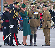 KATE & William Attend St Patrick's Day Parade