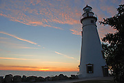 Sunrise at Marblehead Lighthouse, Ohio