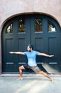 Joe Yoga Portrait