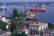 The docks, Havana, Cuba