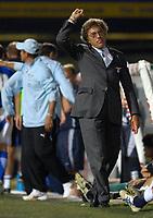 Photo: Daniel Hambury.<br />Ipswich Town v Lazio. Pre Season Friendly. 28/07/2006.<br />Lazio's manager Delio Rossi.