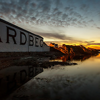 Ardbeg Distillery in Port Ellen, Isle of Islay, Scotland, July 15, 2015. Gary He/DRAMBOX MEDIA LIBRARY