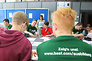 Ludwigshafen. 20.05.17 | BASF Tag der Ausbildung<br /> BASF Info Tag Ausbildung. Ausbildungsplätze können hier begutachtet werden.<br /> <br /> <br /> BILD- ID 0022 |<br /> Bild: Markus Prosswitz 20MAY17 / masterpress (Bild ist honorarpflichtig - No Model Release!)