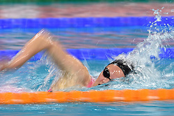 02-04-2015 NED: Swim Cup, Eindhoven<br /> Gaja Natlacen SLO, 200 medley<br /> Photo by Ronald Hoogendoorn / Sportida