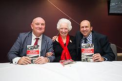 Marina Dolman Book Launch at Ashton Gate - Rogan/JMP - 15/11/2017 - SPORT - Ashton Gate Stadium - Bristol, England.
