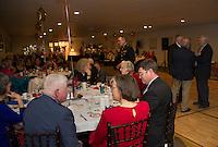 Marines Corps celebration of 241st birthday at Pheasant Ridge Country Club.   Karen Bobotas for the Laconia Daily Sun