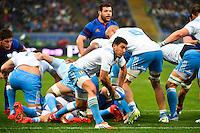 Edoardo GORI - 15.03.2015 - Rugby - Italie / France - Tournoi des VI Nations -Rome<br /> Photo : David Winter / Icon Sport