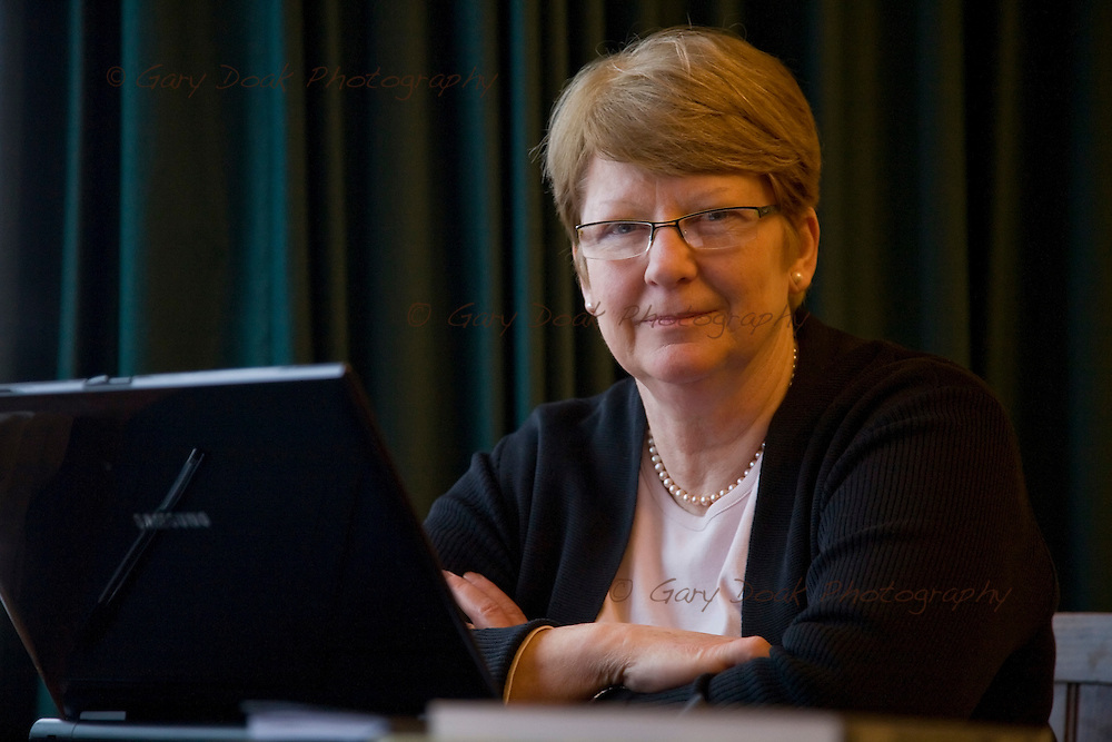 Professor Susan Roaf, Professor of Architectural Engineering, Heriot Watt University.