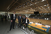 DESCRIZIONE : Torino PalaIsozaki Commissione FIBA in visita per assegnazione dei Mondiali 2014<br /> GIOCATORE : Markus Studar Predrag Bogosavljev Massimo Cilli <br /> SQUADRA : Fiba Fip<br /> EVENTO : Visita per assegnazione dei Mondiali 2014<br /> GARA :<br /> DATA : 30/03/2009<br /> CATEGORIA : Ritratto<br /> SPORT : Pallacanestro<br /> AUTORE : Agenzia Ciamillo-Castoria/G.Ciamillo