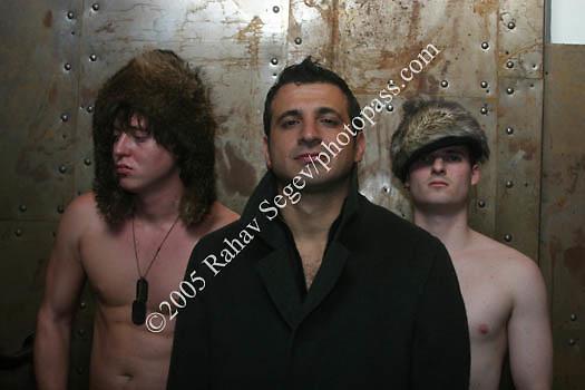 DJ Boris at Crobar on Wednesday  October 19, 2005. .