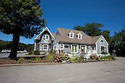 UNITED STATES-CAPE COD-House. PHOTO: GERRIT DE HEUS.VS-CAPE COD-Typische bouwstijl voor Cape Cod. PHOTO GERRIT DE HEUS