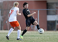 March 3, 2012: The Oklahoma State University Cowgirls play an exhibition game against the Oklahoma Christian University Lady Eagles on the campus of Oklahoma Christian University