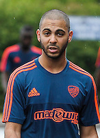 Rafik Gerard - 22.06.2015 - Reprise 2015/2016 - Entrainement Creteil - Ligue 2 <br /> Photo : Andre Ferreira / Icon Sport