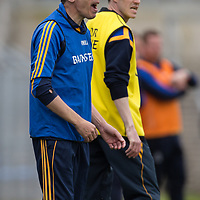 Clare's Manager John Condon