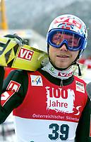 ◊Copyright:<br />GEPA pictures<br />◊Photographer:<br />Doris Hoefler<br />◊Name:<br />Romoeren<br />◊Rubric:<br />Sport<br />◊Type:<br />Ski nordisch, Skispringen<br />◊Event:<br />FIS Skiflug-Weltcup, Skifliegen am Kulm, Qualifikation<br />◊Site:<br />Bad Mitterndorf, Austria<br />◊Date:<br />14/01/05<br />◊Description:<br />Einar Bjoern Romoeren (NOR)<br />◊Archive:<br />DCSHO-1401054842<br />◊RegDate:<br />14.01.2005<br />◊Note:<br />8 MB - MP/MP- Nutzungshinweis: Es gelten unsere Allgemeinen Geschaeftsbedingungen (AGB) bzw. Sondervereinbarungen in schriftlicher Form. Die AGB finden Sie auf www.GEPA-pictures.com.<br />Use of picture only according to written agreements or to our business terms as shown on our website www.GEPA-pictures.com.