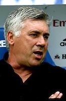 Carlo Ancelotti - Coach ( Real Madrid CF )