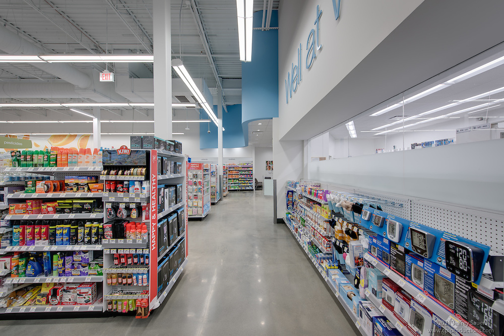 Edison NJ Walgreen Store Interior Image By Jeffrey Sauers Of Commercial Photographics Architectural Photo Artistry