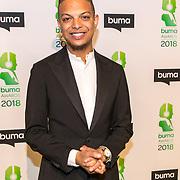 NLD/Amsterdam/20180305 - Uitreiking Buma Awards 2018, Ronnie Flex
