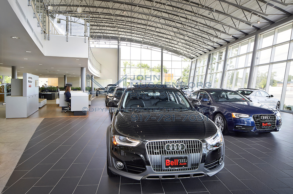 Image Of Bell Audi Dealership In Edison NJ New York - Ny audi dealers