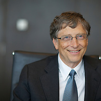 © 2013 Martin von den Driesch. Billionaire philanthropist Bill Gates at the Global Vaccine Summit 2013 in Abu Dhabi. Martin von den Driesch is a corporate and documentary photographer based in Berlin and Dubai.