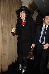 NOEL FIELDING at a party to celebrate the launch of the Kova & T fashion label and to re-launch the Harvey Nichols Fifth Floor Bar, held at harvey Nichols, Knightsbridge, London on 22nd November 2007.<br /><br />NON EXCLUSIVE - WORLD RIGHTS