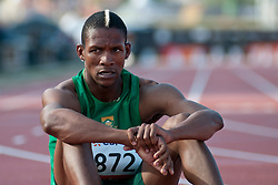 SEKAILWE Union, RSA, 400m, T38, 2013 IPC Athletics World Championships, Lyon, France
