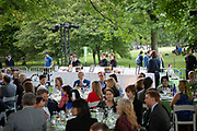 New York, NY - June 11, 2018: The Union Square Events team presents the Public Theater Gala at The Delacorte Theater in Central Park.<br /> <br /> CREDIT: Clay Williams for Union Square Events.<br /> <br /> © Clay Williams / http://claywilliamsphoto.com