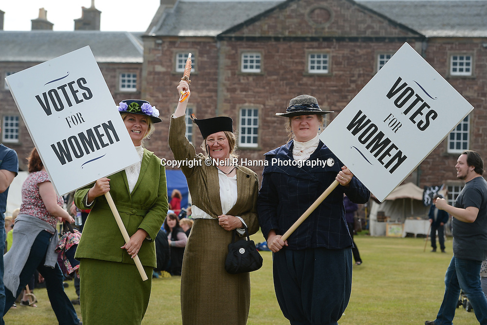 Fort George, Inverness 9/08/2014<br /> <br /> The award winning Celebration of the Centuries returns to Fort George in 2014-Saturday 9th &amp; Sunday 10 August 11am-5pm<br /> <br /> Set in one of the finest military fortifications in Europe, the flagship event of Historic Scotland&rsquo;s event calendar celebrates over two thousand years of history. Once again the Fort came to life as over two hundred and fifty performers depict centuries of history from Picts and Romans, through Viking, Medieval, Renaissance, Reformation and Jacobite periods to World War I and II.<br /> <br /> <br /> <br />  Neil Hanna Photography<br /> www.neilhannaphotography.co.uk<br /> 07702 246823