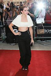 © Licensed to London News Pictures. 03/09/2013, UK. Emma Watson, GQ Men of the Year Awards, Royal Opera House, London UK, 03 September 2013e. Photo credit : Richard Goldschmidt/Piqtured/LNP