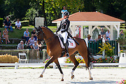 Amanda Overgaard - Horsebo Smarties<br /> FEI European Dressage Championships for Young Riders and Juniors 2013<br /> © DigiShots