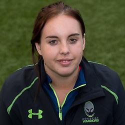 Kate Moores of Worcester Valkyries - Mandatory by-line: Robbie Stephenson/JMP - 14/09/2017 - RUGBY - Sixways Stadium - Worcester, England - Worcester Valkyries Headshots