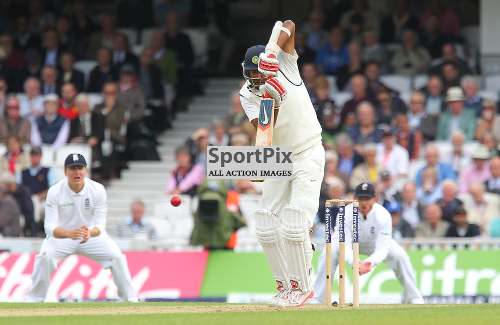 India's Ravichandran Ashwin during the first day of the Investec 5th Test match between England and India at the Kia Oval, London, 15th August 2014 © Phil Duncan | SportPix.org.uk