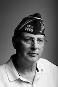 Robert Chuhran<br /> Army<br /> CWO<br /> Helicopter Pilot<br /> 1967-1971<br /> Vietnam<br /> <br /> Veterans Portrait Project<br /> Louisville, KY<br /> VFW Convention <br /> (Photos by Stacy L. Pearsall)