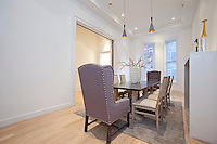 Dining Room at 33 West 71st Street