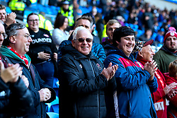 Ken and friends at Cardiff City - Mandatory by-line: Robbie Stephenson/JMP - 10/11/2019 -  FOOTBALL - Cardiff City Stadium - Cardiff, Wales -  Cardiff City v Bristol City - Sky Bet Championship