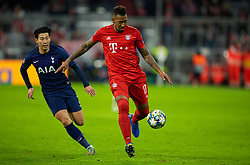 MUNICH, GERMANY - Wednesday, December 11, 2019: Bayern Munich's Jérôme Boateng during the final UEFA Champions League Group B match between FC Bayern München and Tottenham Hotspur FC at the Allianz Arena. (Pic by David Rawcliffe/Propaganda)