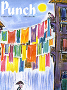 Punch cover 4 July 1962