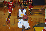 Oxford Middle School vs. Lafayette Middle School in basketball action in Oxford, Miss. on Thursday, December 13, 2012.