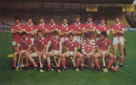 All Ireland Senior Hurling Championship Final,.07.09.1986, 09.07.1986, 7th September, 1986,.07091986AISHCF,.Cork 4-13, Galway 2-15,.Minor Cork v Offaly,.Senior Cork v Galway,..Cork Minor Team, P Barry, N Hackeh, D Irwin, K Keane, R O'Connor, P Kenneally, Tony O'Keeffe, J O'Mahony, J Corcoran, R Sheehan, J Walsh, M Mullins, B Cunningham, D O'Connoll, G Manley, Subs, D Walsh for G Manley, P O'Brien for Tony O'Keeffe,