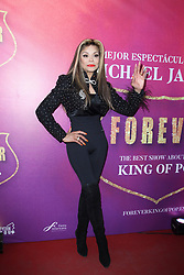 The Best Show about the King of Pop red carpet in Mexico City. 14 Mar 2019 Pictured: Latoya Jackson. Photo credit: CLASOS/MEGA TheMegaAgency.com +1 888 505 6342