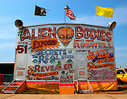 Coney Island Alien Bodies storefront
