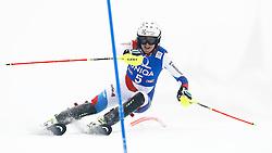 29.12.2013, Hochstein, Lienz, AUT, FIS Weltcup Ski Alpin, Damen, Slalom 2. Durchgang, im Bild Wendy Holdener (SUI) // Wendy Holdener of (SUI) during ladies Slalom 2nd run of FIS Ski Alpine Worldcup at Hochstein in Lienz, Austria on 2013/12/29. EXPA Pictures © 2013, PhotoCredit: EXPA/ Oskar Höher