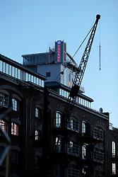 UK ENGLAND LONDON 2FEB14 - Vogans Mill residential development near Tower Bridge, central London.<br /> <br /> <br /> <br /> jre/Photo by Jiri Rezac<br /> <br /> <br /> <br /> © Jiri Rezac 2014