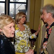 Radio 2 Gala vh Nederlandse Lied 2005, Ria Alberti, Boudewijn de Groot, partner Anja Bak en Willeke Alberti
