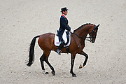 Emile Faurie - Elmegardens Marquis<br /> World Equestrian Festival CHIO Aachen 2011<br /> © DigiShots