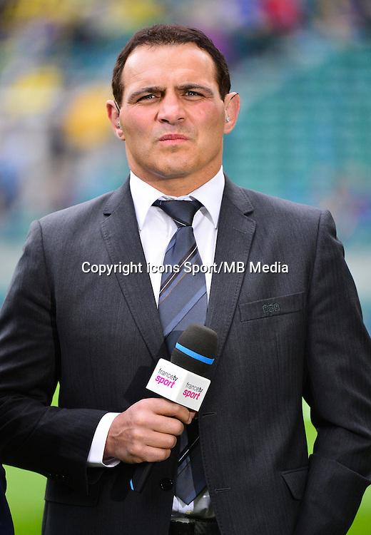 Raphael IBANEZ - 02.05.2015 - Clermont / Toulon - Finale European Champions Cup -Twickenham<br />Photo : Dave Winter / Icon Sport