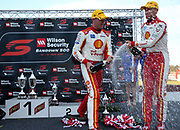 Scott McLaughlin & Alexandre Prémat (Shell Penske Ford). Wilson Security Sandown 500. 2017 Virgin Australia Supercars Championship Round 10. Sandown International Raceway, Melbourne 17 September 2017. Photo Clay Cross / photosport.nz