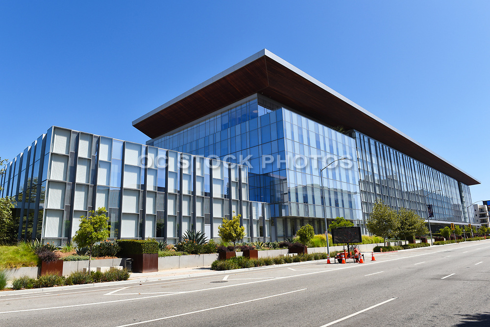 Governor George Deukmejian Courthouse In Long Beach California
