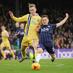 Southend v Millwall | League One | 28 December 2015