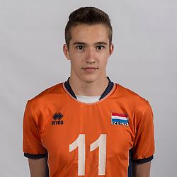 07-06-2016 NED: Jeugd Oranje jongens <1999, Arnhem<br /> Photoshoot met de jongens uit jeugd Oranje die na 1 januari 1999 geboren zijn / Daan Streutker DIA